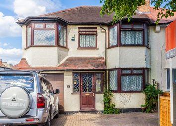 Thumbnail Semi-detached house for sale in Oak Grove Road, London