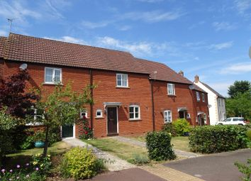 Thumbnail 2 bed terraced house to rent in Graham Way, Cotford St. Luke, Taunton