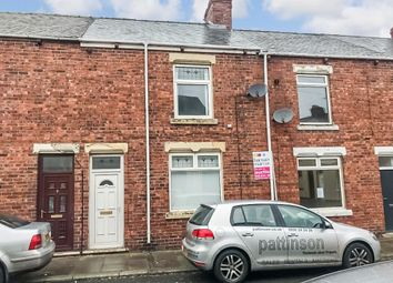 Thumbnail 2 bedroom terraced house for sale in East Avenue, Coundon, Bishop Auckland