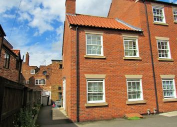 Thumbnail 2 bed end terrace house to rent in Mawers Yard, Louth