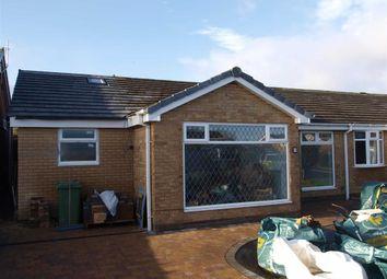 Thumbnail 3 bed semi-detached bungalow for sale in Porchester Drive, Cramlington