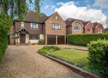 Thumbnail 4 bed detached house for sale in Barton Road, Luton