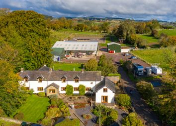 Thumbnail 6 bed property for sale in Craigllwyn, Oswestry, Shropshire