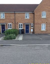 Thumbnail 2 bed town house to rent in Hudson Way, Grantham