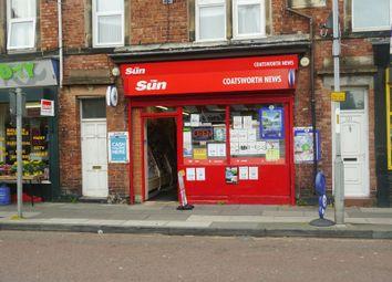 Thumbnail Retail premises for sale in Coatsworth News, 123 Coatsworth Road, Gateshead