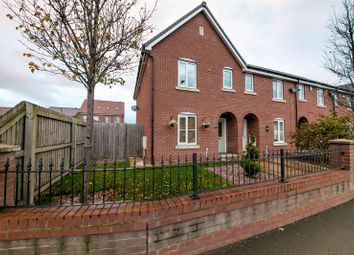 Thumbnail 2 bed terraced house for sale in Poolstock, Wigan