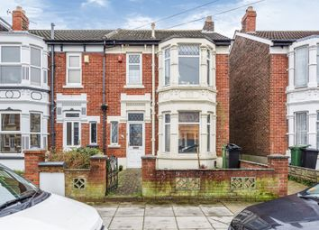 3 bed terraced house for sale in Langstone Road, Portsmouth PO3