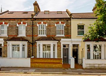 Thumbnail 4 bed terraced house for sale in Prothero Road, Fulham