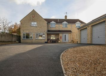 Thumbnail 4 bed detached house for sale in Camelia House, Stone Allerton, Somerset