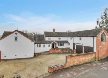 Thumbnail 4 bed detached house for sale in Back Lane, Long Clawson, Melton Mowbray