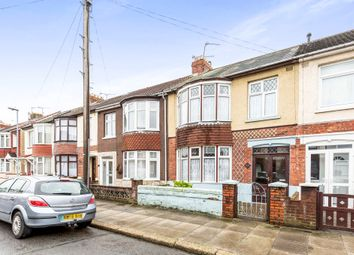 Thumbnail 3 bed terraced house for sale in Lovett Road, Portsmouth