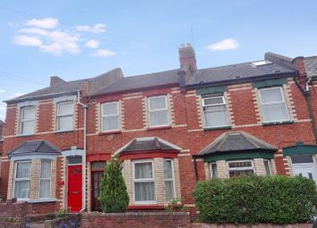 Thumbnail 2 bedroom terraced house for sale in Commins Road, Exeter