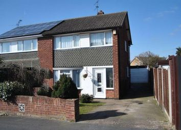 Thumbnail 3 bed semi-detached house for sale in Sherburn Crescent, Berkeley