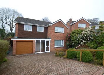 Thumbnail 4 bed detached house for sale in Roborough Avenue, Derriford, Plymouth, Devon