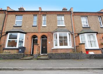 Thumbnail 3 bed terraced house for sale in Albert Street, Leamington Spa