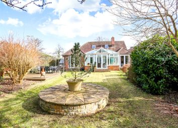 Thumbnail 4 bed detached house for sale in Avenue Road, Farnborough, Hampshire