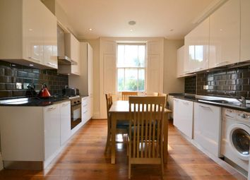 Thumbnail 3 bed flat to rent in Battersea Park Road, Battersea, London
