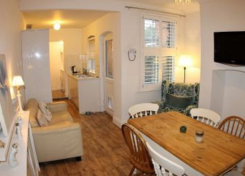Thumbnail 2 bed terraced house for sale in Station Road, Lostock Gralam, Northwich, Cheshire.