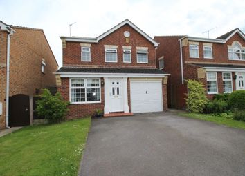 Thumbnail 3 bed detached house for sale in Bamford Road, Inkersall, Chesterfield