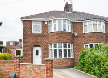 Thumbnail 3 bedroom semi-detached house for sale in Holgate Bridge Gardens, Holgate, York