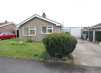 Thumbnail 2 bed detached bungalow to rent in Mercia Drive, Ancaster, Grantham