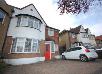 Thumbnail 3 bed semi-detached house for sale in Hervey Close, Finchley