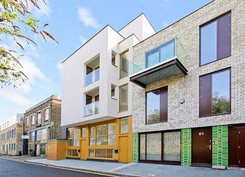 Thumbnail 3 bedroom flat to rent in Trinity Lofts, County Street, London