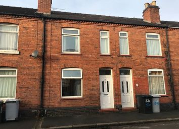 Thumbnail 2 bed terraced house for sale in Hulme Street, Crewe