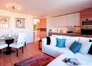 Thumbnail 2 bed flat for sale in Cleveley Court, Marine Wharf, Surrey Quays, London