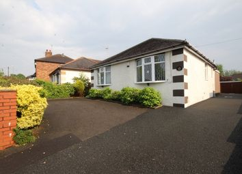 Thumbnail 3 bed detached bungalow for sale in Weston Coyney Road, Longton, Stoke-On-Trent