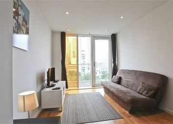 Thumbnail 1 bedroom flat to rent in Ability Place, 37 Millharbour, London