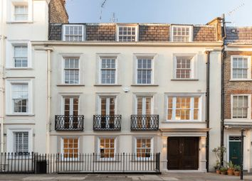 Thumbnail 4 bed terraced house for sale in Culross Street, London