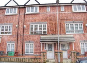 Thumbnail 4 bedroom town house for sale in Lowbrook Avenue, Manchester