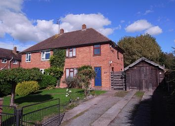 Thumbnail 3 bedroom semi-detached house to rent in Barnett Avenue, Ledbury
