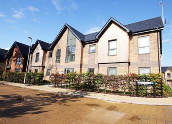 Thumbnail 2 bed flat to rent in Firefly Road, Longcross, Chertsey