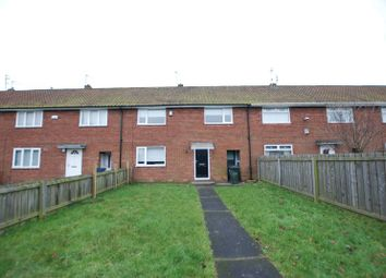 Thumbnail 3 bed terraced house for sale in Foxton Green, Kenton, Newcastle Upon Tyne
