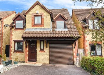 Thumbnail 4 bed detached house for sale in Stoutsfield Close, Yarnton, Kidlington