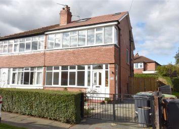 4 bed semi-detached house for sale in Henconner Crescent, Chapel Allerton, Leeds LS7
