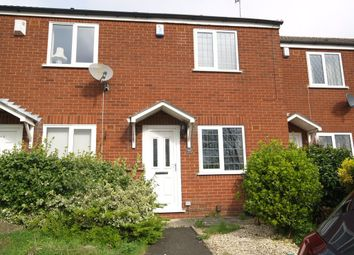Thumbnail 1 bed town house for sale in Weavers Rise, Netherton, Dudley