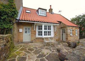 Thumbnail 2 bed cottage for sale in Darnhom Road, Whitby