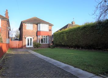 Thumbnail 3 bed detached house for sale in Edge Avenue, Scartho