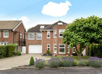 Thumbnail 6 bed detached house for sale in Halland Way, Northwood