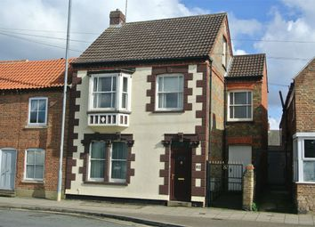4 bed end terrace house for sale in North Street, Bourne, Lincolnshire PE10