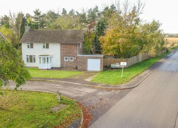 Thumbnail 4 bed detached house for sale in Park Road, Grendon Underwood, Aylesbury