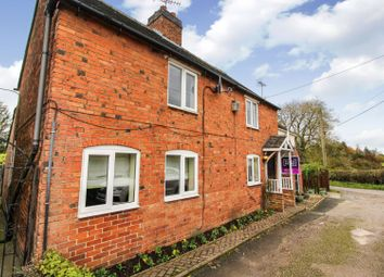 Thumbnail 4 bed cottage for sale in The Green, Kirk Langley, Ashbourne, Derby