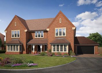 "Thumbnail 5 bedroom detached house for sale in ""The Epsom"" at Reigate Road, Ewell, Epsom"