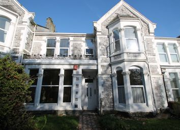 Thumbnail 2 bedroom flat for sale in Tothill Avenue, Plymouth