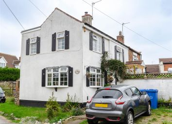 Thumbnail 3 bed cottage for sale in Beck Lane, Easington, Hull