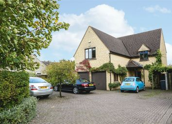 Thumbnail 4 bed detached house for sale in Deene End, Weldon, Corby, Northamptonshire