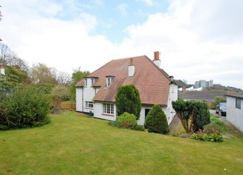 Thumbnail 5 bed detached house for sale in Military Road, Sandgate